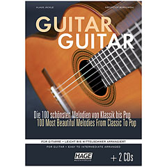 Hage Guitar Guitar mit CD « Recueil de Partitions