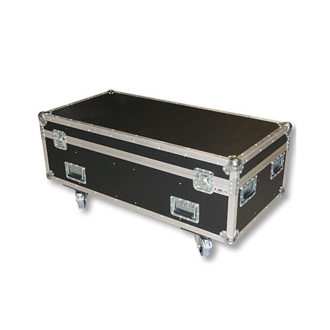 ExpoCase TourLED 42/50 IP33 6-fach Case