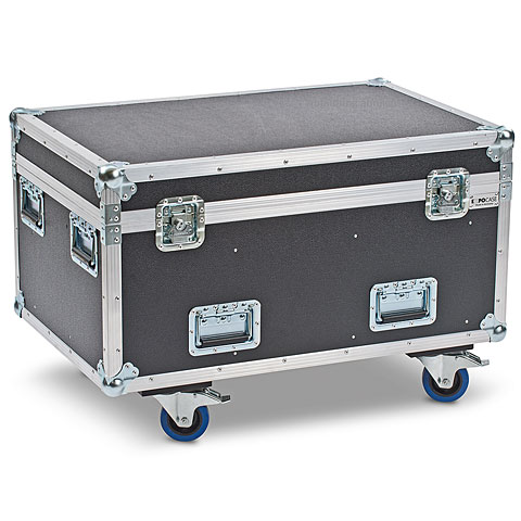 ExpoCase TourLED Pro 28 Zoom IP33 6-Fach Case