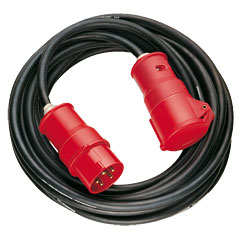 LightTeknik CEE 16A Extension 10 m « IEC (Power) Connector