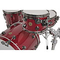 "Batterie acoustique DW Jazz Series Finish Ply 22"" Ruby Glass Drumset"