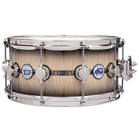 DW Collector´s Exotic 14  x 6,5  45th Anniversary Snare Drum