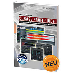 PPVMedien Cubase Profi Guide « Technisches Buch