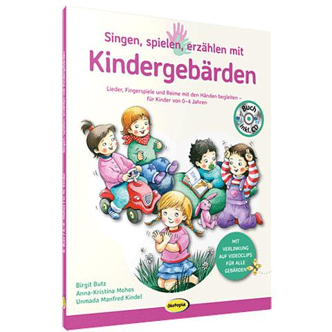 Ökotopia Singen, spielen, erzählen mit Kindergebärden