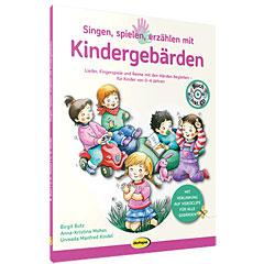 Ökotopia Singen, spielen, erzählen mit Kindergebärden « Libro para niños