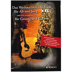 Schott Das Weinhacntsliederbuch für Alt und Jung - XXL « Cancionero
