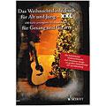 Βιβλίο τραγουδιών Schott Das Weinhacntsliederbuch für Alt und Jung - XXL