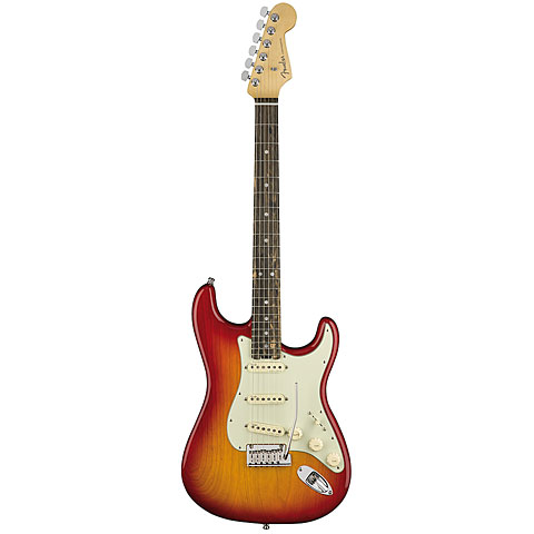 Fender American Elite Strat EB ACB