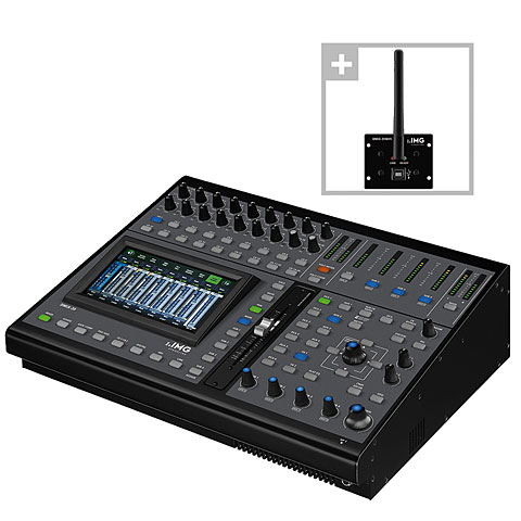 IMG Stageline DMIX-20 Bundle