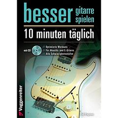 Voggenreiter Besser Gitarre spielen - 10 Minuten täglich « Instructional Book