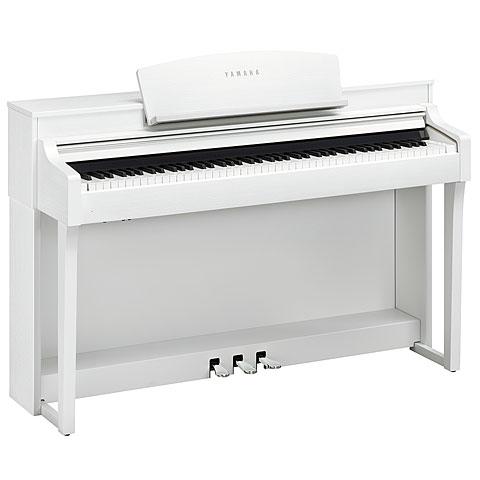 Piano numérique Yamaha Clavinova CSP-150 WH