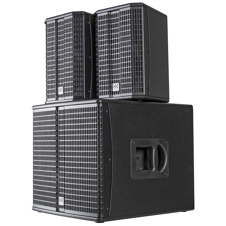 hk audio lucas 2k15 active pa speakers. Black Bedroom Furniture Sets. Home Design Ideas