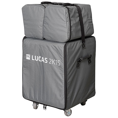 Lautsprecherzubehör HK-Audio LUCAS 2K15 Roller Bag