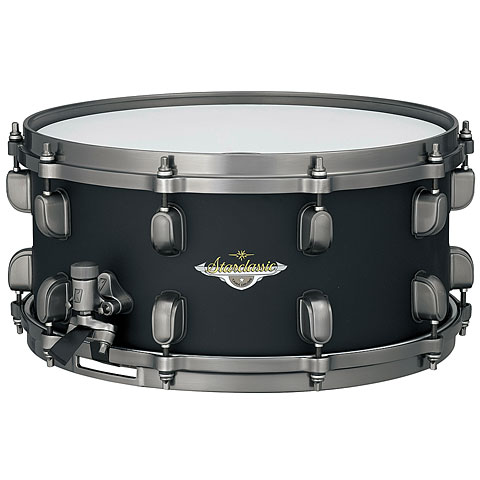 "Snare Drum Tama Starclassic Maple 14"" x 6,5"" Flat Black"