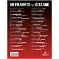 Songbook Bosworth 50 Filmhits für Gitarre