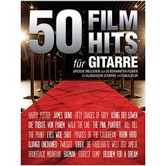 Bosworth 50 Filmhits für Gitarre « Recueil de morceaux