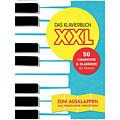 Recueil de Partitions Bosworth Das Klavierbuch XXL