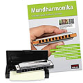 Richter-harmonica Cascha Blues Mundharmonika Set