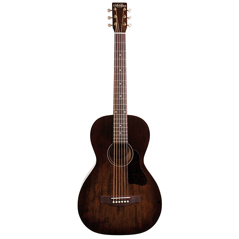 Western Gitaar Art & Lutherie Roadhouse Bourbon Burst
