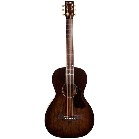 Guitarra acústica Art & Lutherie Roadhouse Bourbon Burst E/A