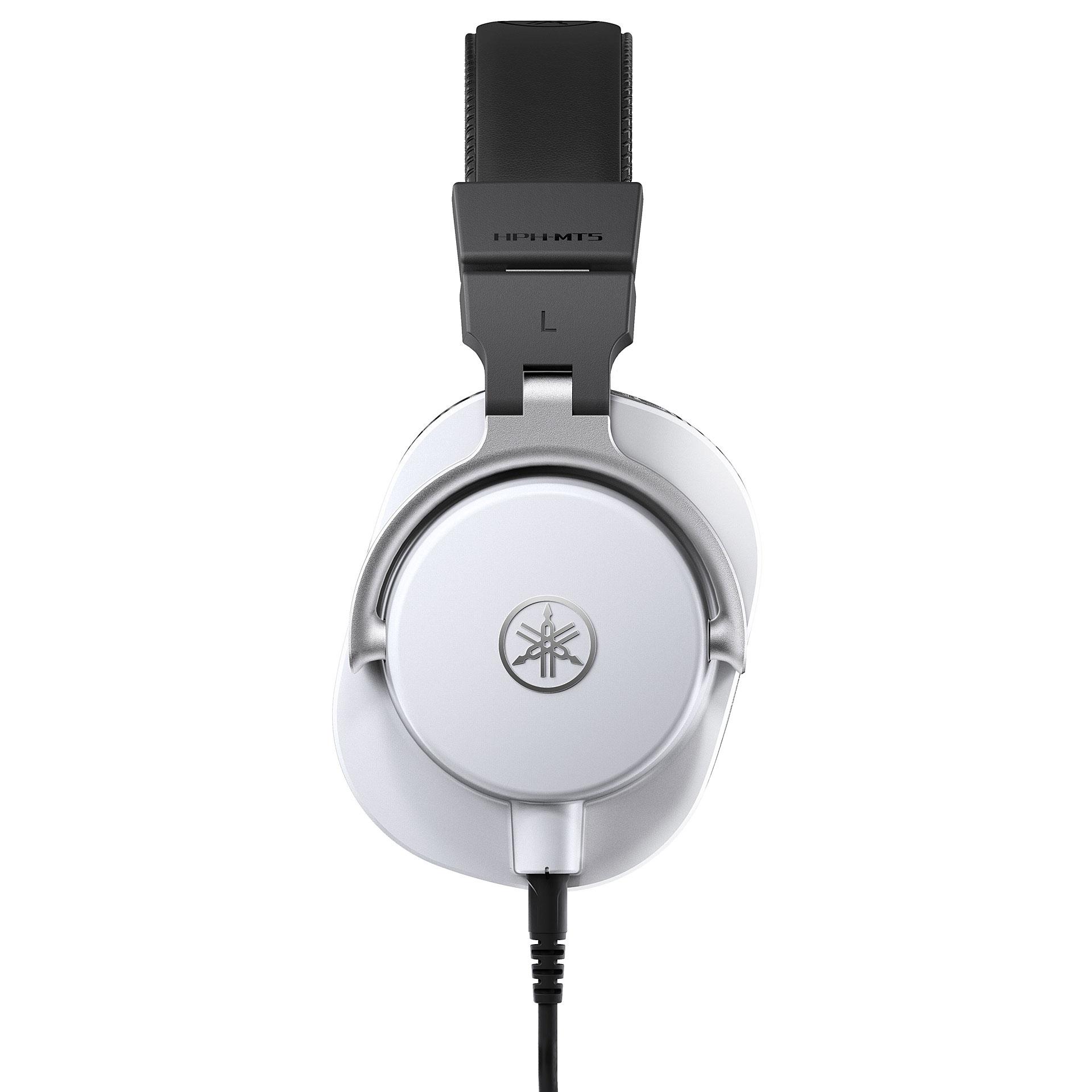 yamaha hph mt5 w headphone. Black Bedroom Furniture Sets. Home Design Ideas
