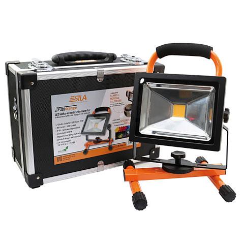 Sila SILA F1020range LED Akku-Arbeitsscheinwerfer