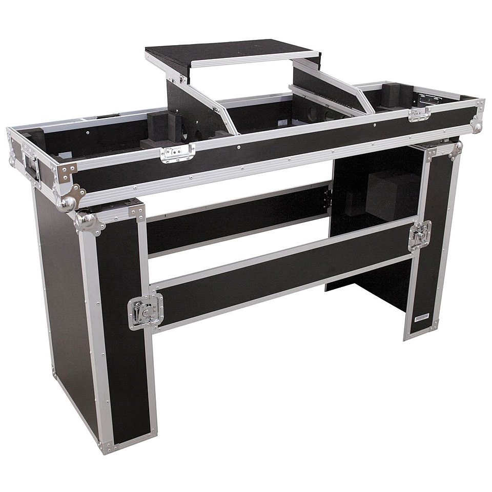 roadinger road tisch 2xtt 10101428 dj accessories. Black Bedroom Furniture Sets. Home Design Ideas