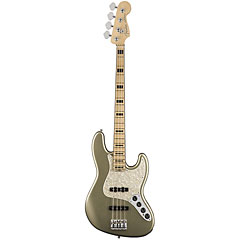 Fender American Elite Jazz Bass MN CHMP  «  Ηλεκτρονικό μπάσο