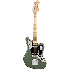 Fender American Pro Jaguar MN ATO  «  Electric Guitar