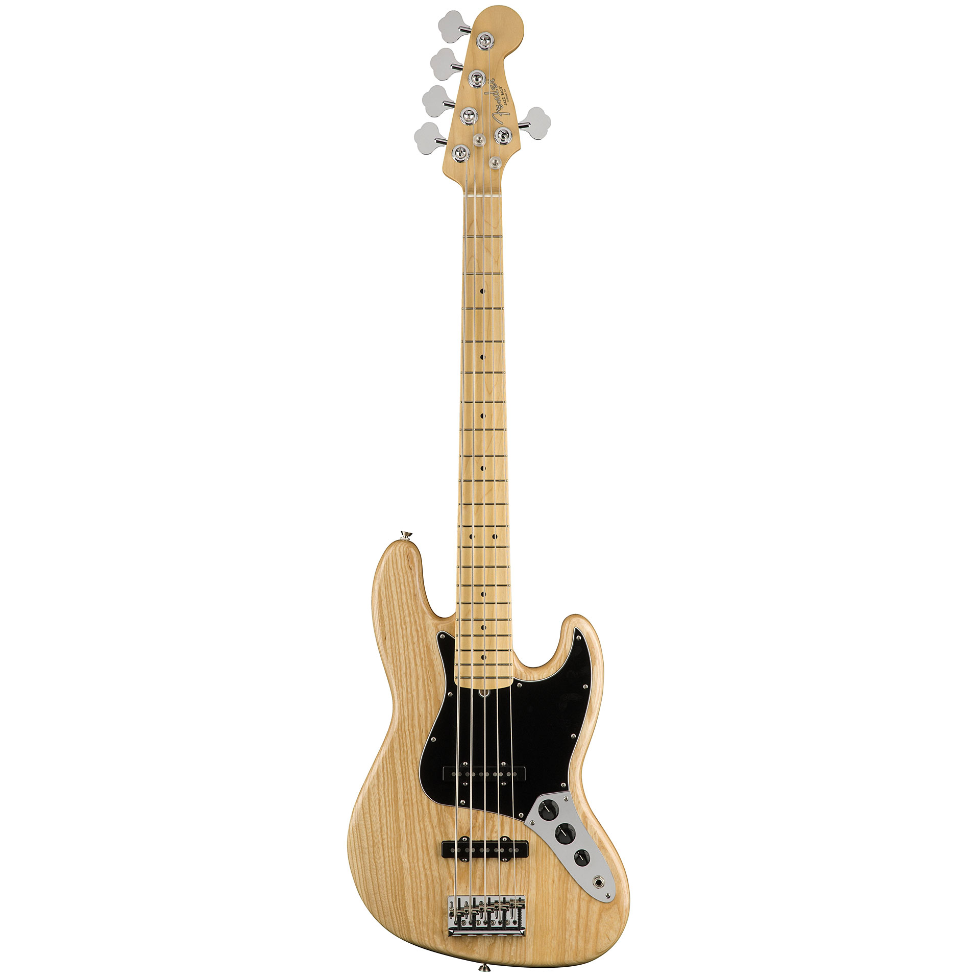 fender american pro jazz bass v mn nat electric bass guitar. Black Bedroom Furniture Sets. Home Design Ideas