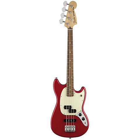 Fender Mustang Bass TRD PF