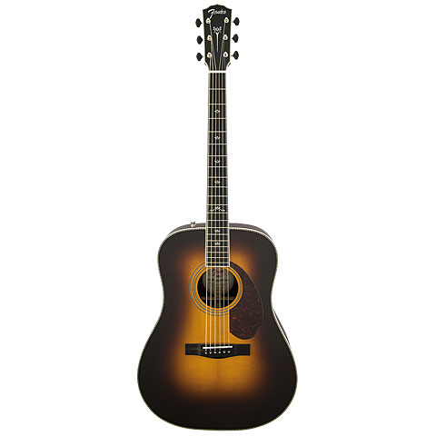 Fender PM-1 Deluxe Dreadnought VS