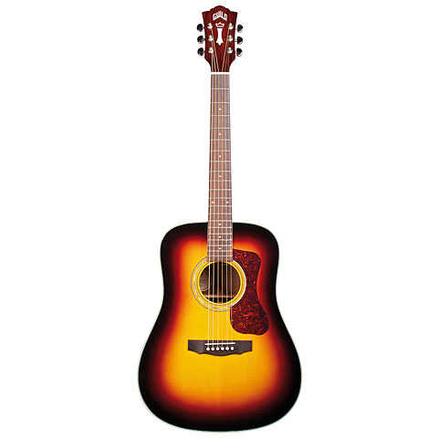 Guild D-140 Sunburst