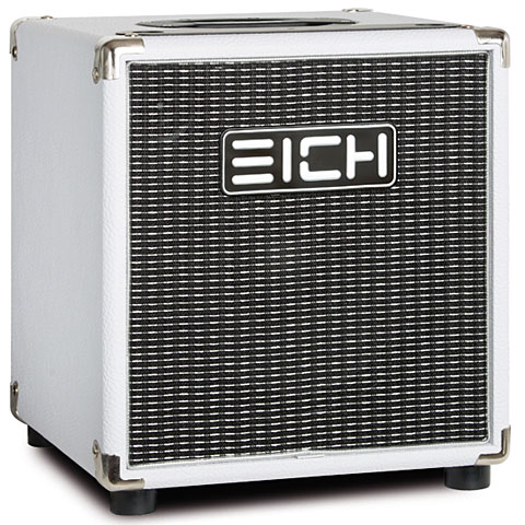 Pantalla bajo eléctrico Eich Amps 115XS-8 WH