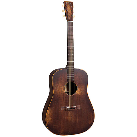 Guitare acoustique Martin Guitars D-15M Streetmaster