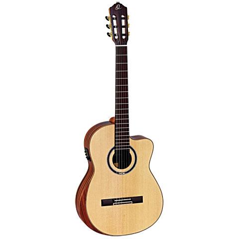 Guitarra clásica Ortega Striped Suite C/E