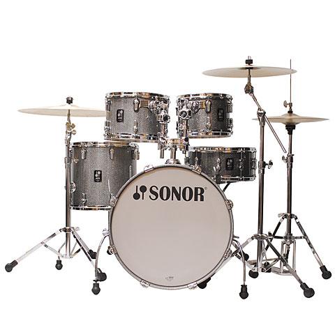 Sonor AQ2 20  Titanium Quartz Studio Drumset