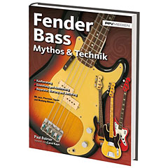 PPVMedien Fender Bass Mythos & Technik « Monography