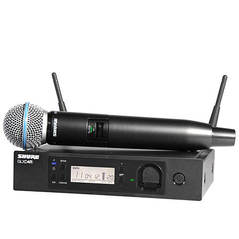 Micrófono inalámbrico Shure GLXD24RE/B58-Z2