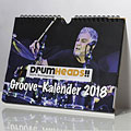 Calendrier PPVMedien DrumHeads!! Groovekalender 2018