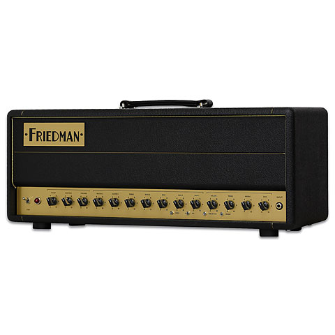 Topteil E-Gitarre Friedman Brown Eye BE-50 Deluxe