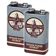 Danelectro Vintage Battery « Piles