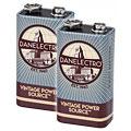 Danelectro Vintage Battery « Batterie