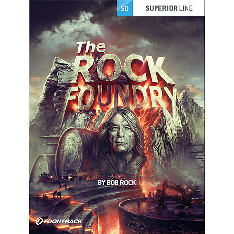 Toontrack Rock Foundry SDX