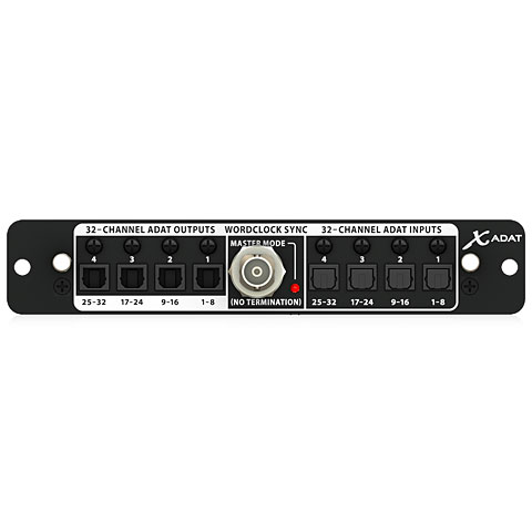 Accessories for Mixers Behringer X-ADAT