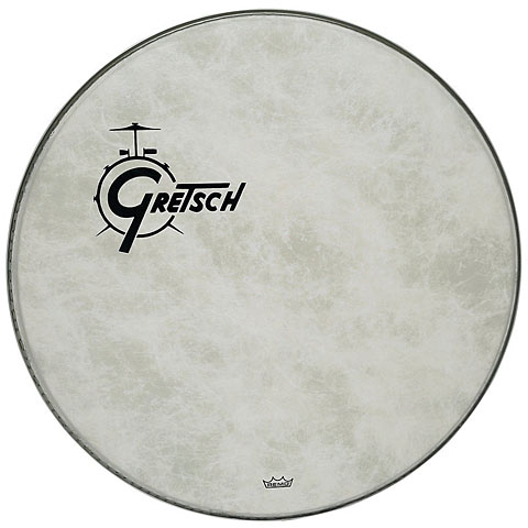 "Parches para bombos Gretsch Drums 22"" Fiberskyn Resonant Head"