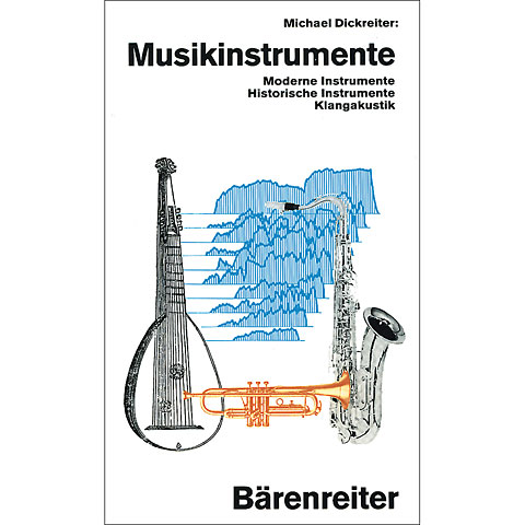 Musiktheorie Bärenreiter Musikinstrumente