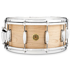 "Gretsch Drums USA 14"" x 6,5"" Solid Maple Snare Drum « Snare drum"