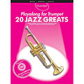 Play-Along Music Sales Guest Spot 20 Jazz Greats for trumpet