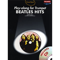 Music Sales Beatles Hits - Playalong for Trumpet « Play-Along